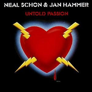 Jan Hammer Untold Passion (with Neal Schon) album cover