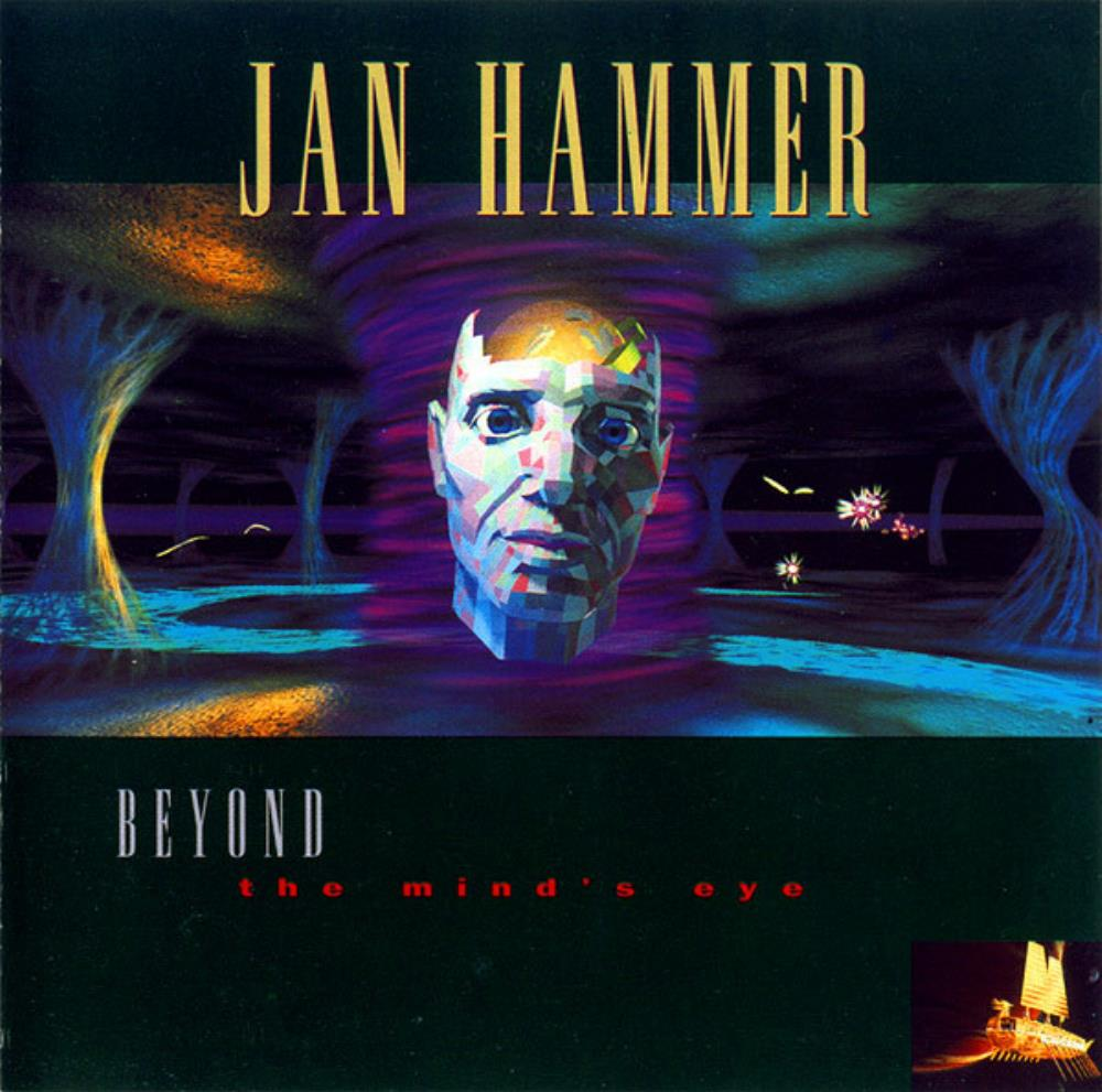 Jan Hammer Beyond The Mind's Eye (OST) album cover