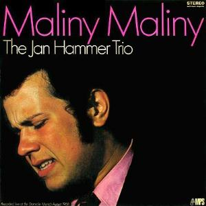 Jan Hammer Make Love album cover