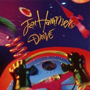 Jan Hammer - Drive CD (album) cover