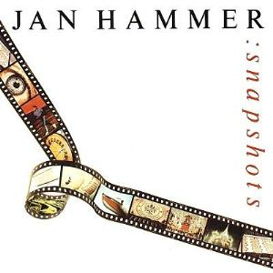 Jan Hammer Snapshots album cover