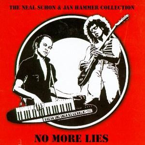 Jan Hammer No More Lies (with Neal Schon) album cover