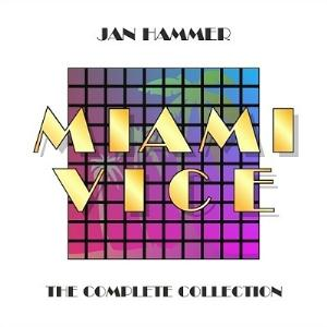 Jan Hammer Miami Vice: The Complete Collection album cover
