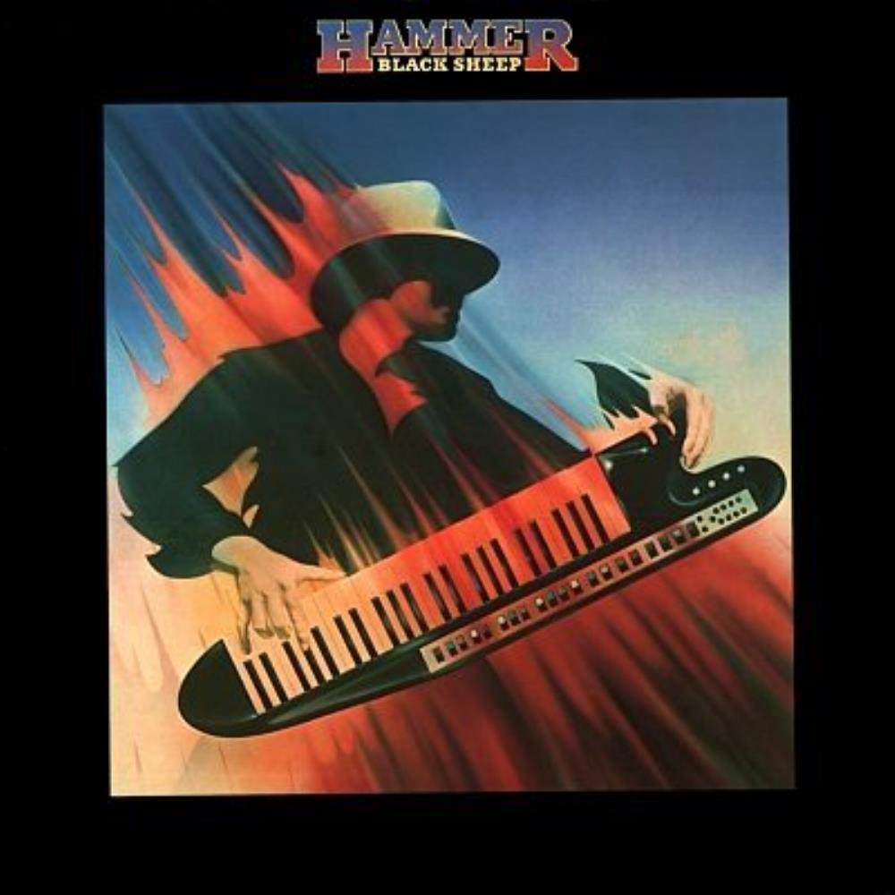 Jan Hammer Black Sheep album cover