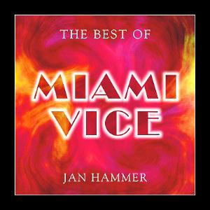 Jan Hammer The Best Of Miami Vice album cover