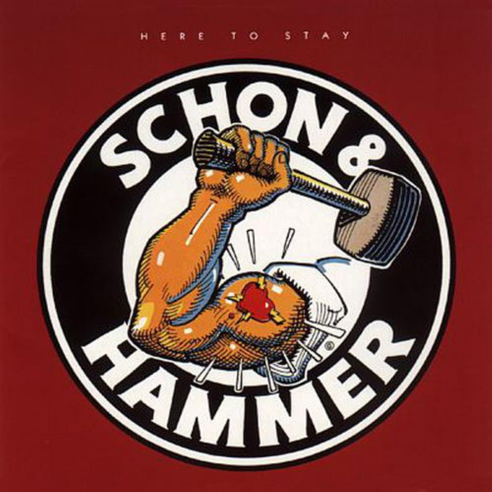 Jan Hammer Neal Schon & Jan Hammer: Here To Stay album cover