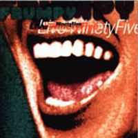 Live NinetyFive by FRUMPY album cover