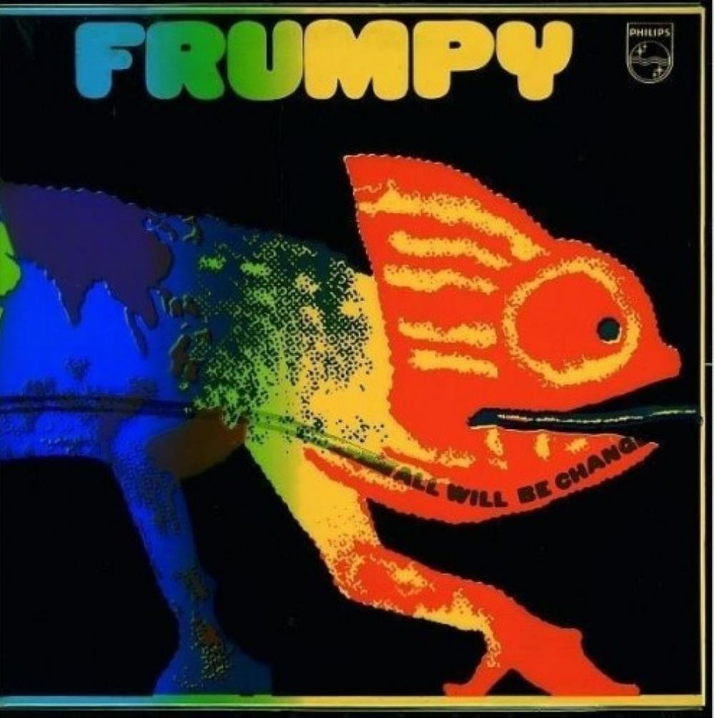 Frumpy All Will Be Changed album cover