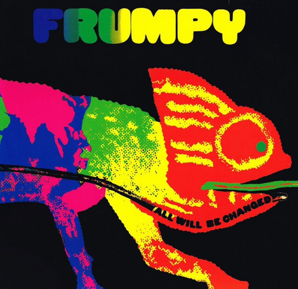 All Will Be Changed by FRUMPY album cover