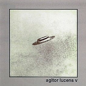 Arco Iris - Agitor Lucens V CD (album) cover
