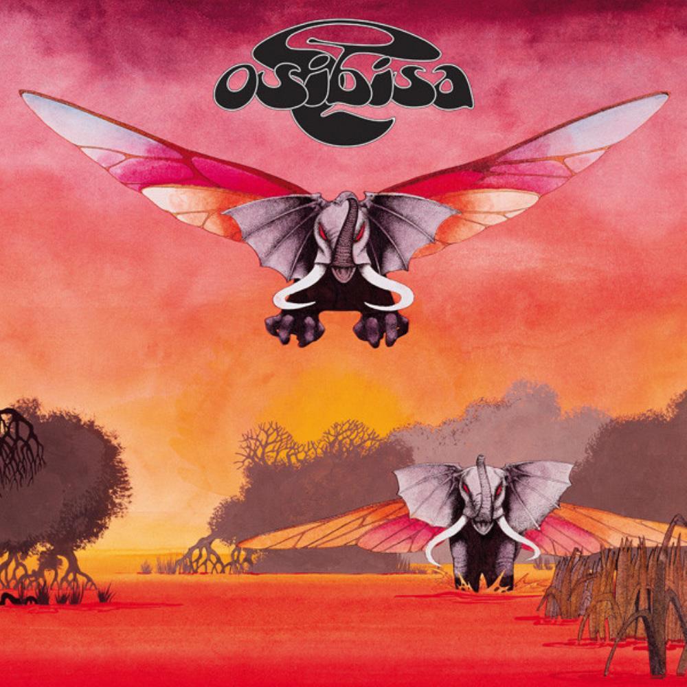 Osibisa by OSIBISA album cover
