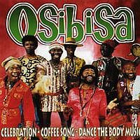 Osibisa Sunshine Day album cover