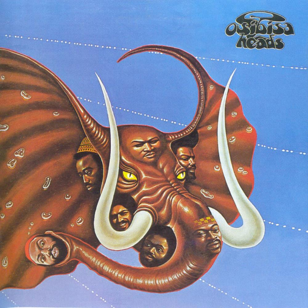 Heads by OSIBISA album cover