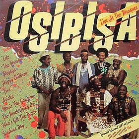 Osibisa Live At The Marquee  album cover