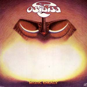 Osibisa Mystic Energy album cover