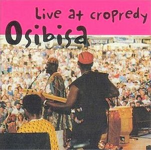 Osibisa Live at Cropredy album cover