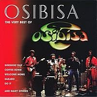 Osibisa - The Very Best Of Osibisa CD (album) cover