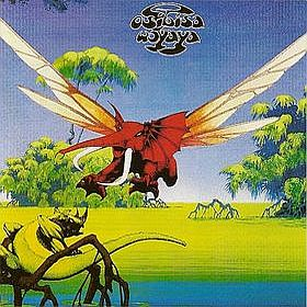 Osibisa - Woyaya CD (album) cover