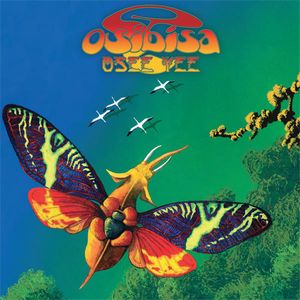 Osibisa - Osee Yee CD (album) cover