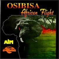 Osibisa - African Flight CD (album) cover