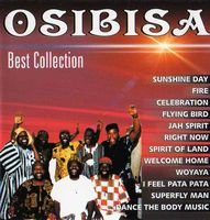 Osibisa best Collection album cover