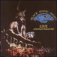 Osibisa Black Magic Night: Live at the Royal Festival Hall  album cover