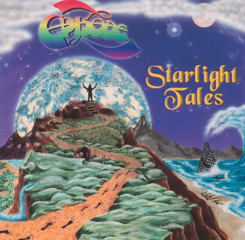 Starlight Tales by EPISODE album cover
