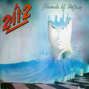Alterando Las Divisiones by 2112 album cover