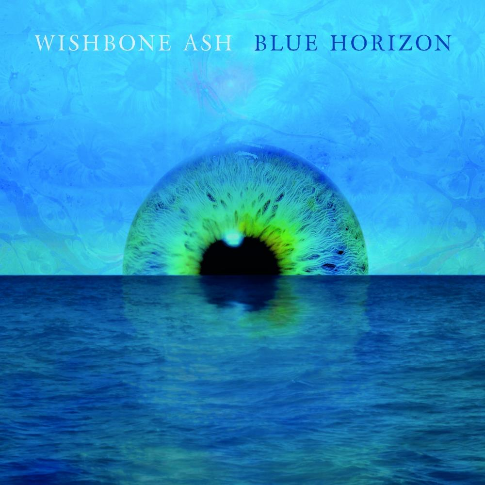 Blue Horizon by WISHBONE ASH album cover