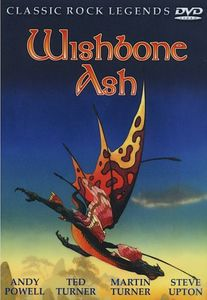 Wishbone Ash - Classic Rock Legends (DVD) CD (album) cover