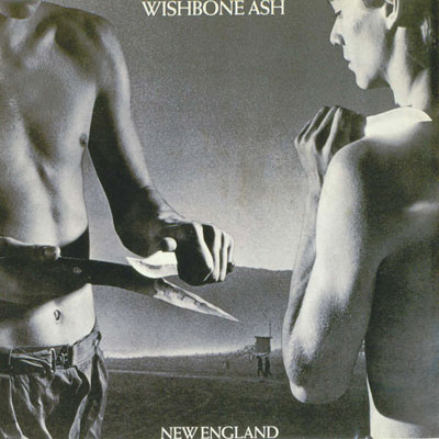 Wishbone Ash New England album cover