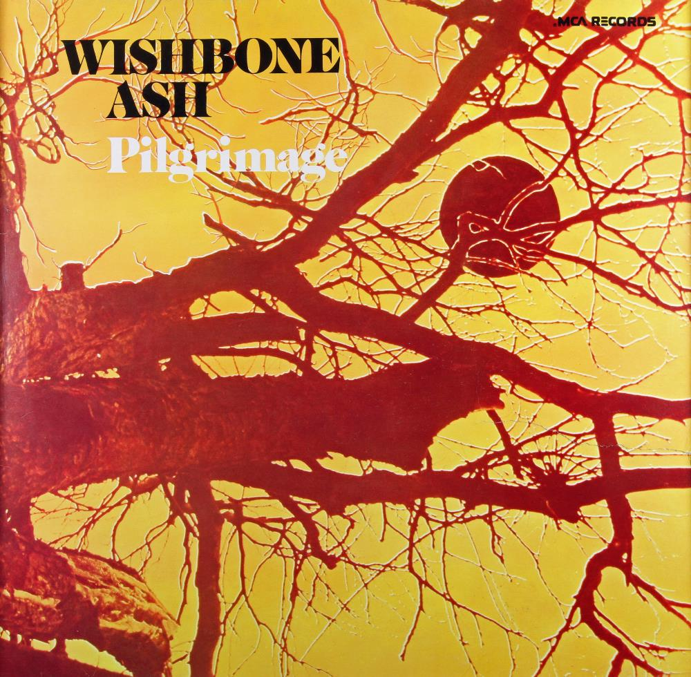 Wishbone Ash Pilgrimage album cover