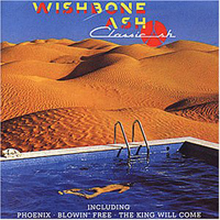 Classic Ash by WISHBONE ASH album cover