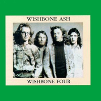 Wishbone Ash - Wishbone Four CD (album) cover