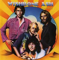 Runaway by WISHBONE ASH album cover