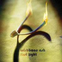 First Light by WISHBONE ASH album cover