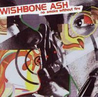 Wishbone Ash No Smoke Without Fire album cover