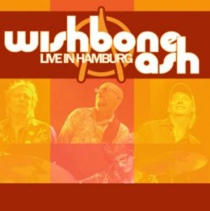 Wishbone Ash Live In Hamburg album cover