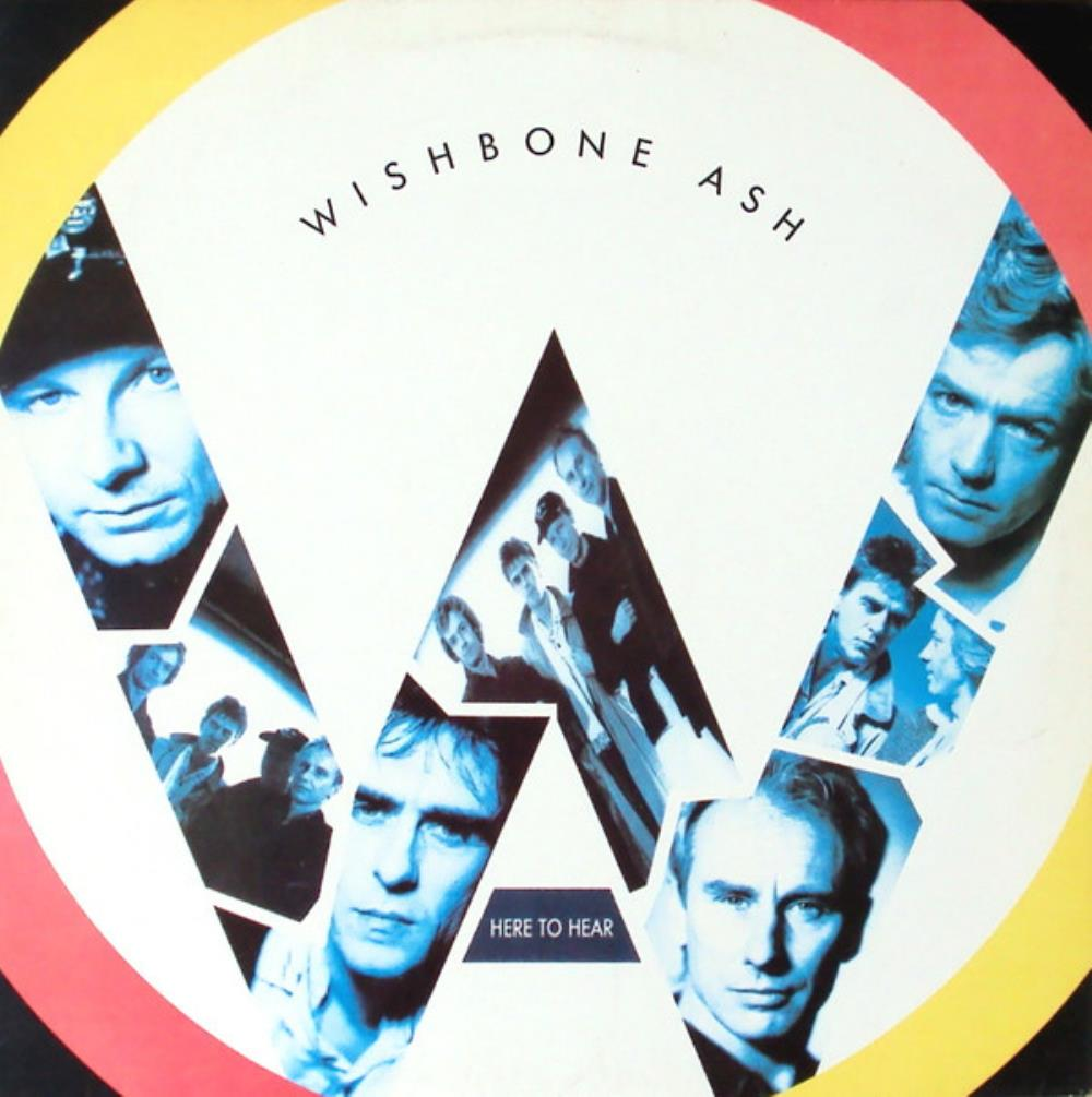 Wishbone Ash - Here To Hear CD (album) cover