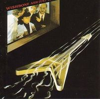 Wishbone Ash Just Testing album cover