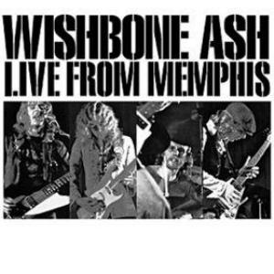 Wishbone Ash - Live From Memphis CD (album) cover
