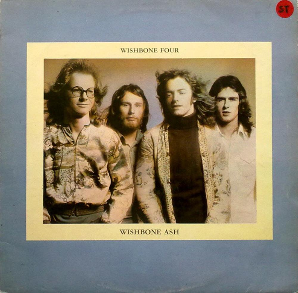 Wishbone Ash Wishbone Four album cover