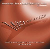 Wishbone Ash - Their Greatest Hits CD (album) cover