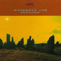 Wishbone Ash Distillation album cover