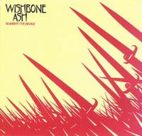 Wishbone Ash Number The Brave album cover