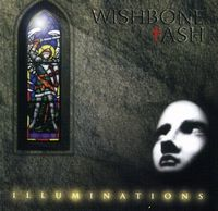 Wishbone Ash Illuminations album cover