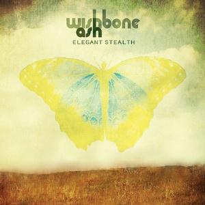 Elegant Stealth by WISHBONE ASH album cover