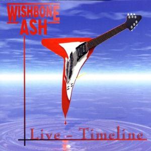 Wishbone Ash Live - Timeline album cover