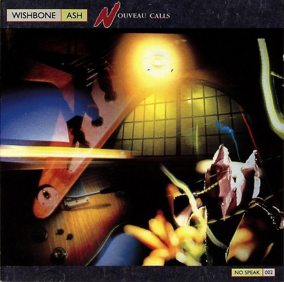 Nouveau Calls by WISHBONE ASH album cover