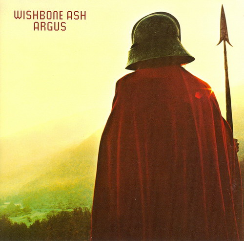 Argus by WISHBONE ASH album cover